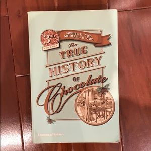 The True History of Chocolate book